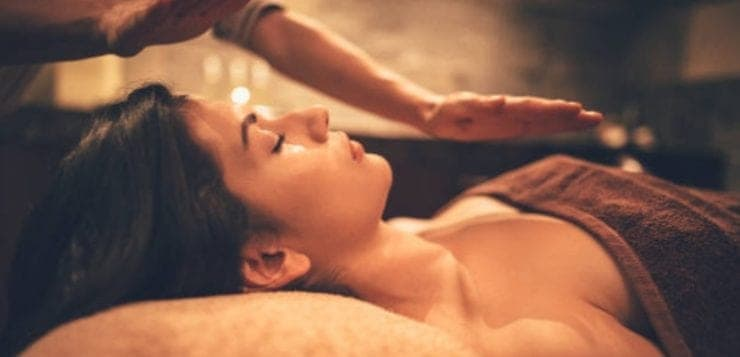 how to do reiki massage