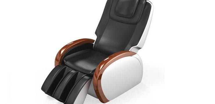Cleaning a Massage Chair